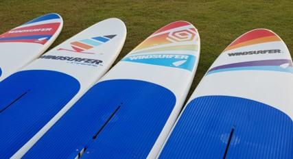 Windsurfer Class Boards